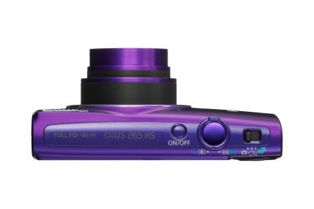 IXUS 265HS  PURPLE