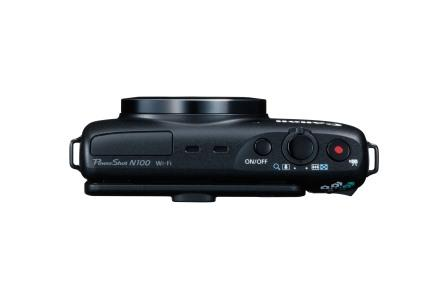 PowerShot N100 BLACK TOP