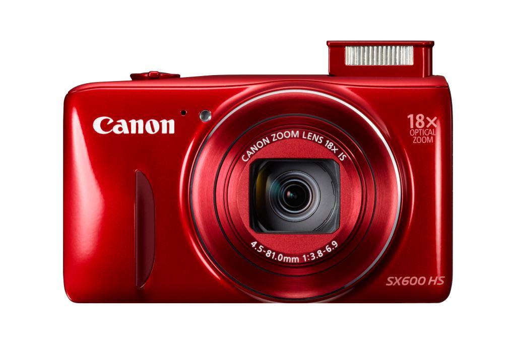 PowerShot SX600 HS  RED